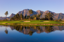 Pearl Valley Golf Course in Paarl