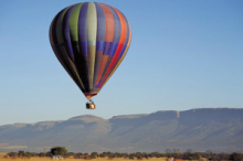 Hot Air Balloon Safari over the Magaliesberg
